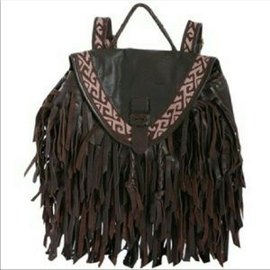 In search of this lucky brand fringe backpack
